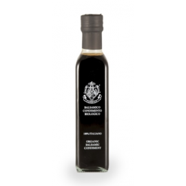 Organic balsamic condiment