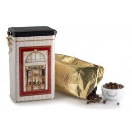 "Florian blend ""Venezia 1720"" roasted coffee beans in tin"