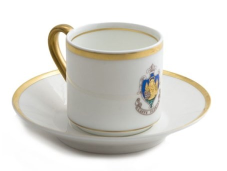 Impero coffee cup and saucer