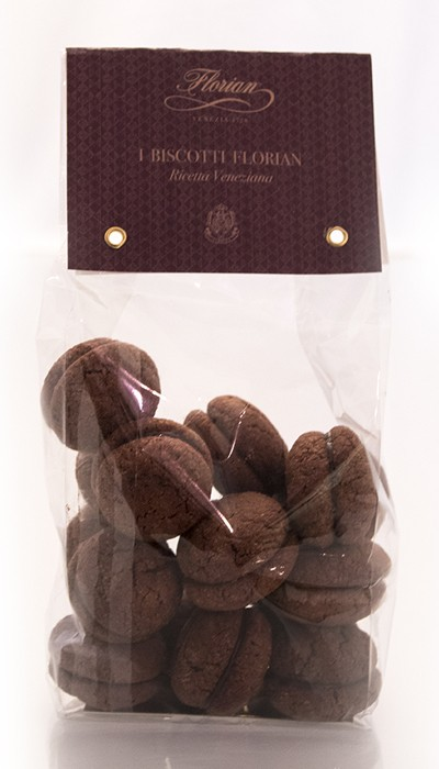 chocolate kiss biscuits 250 gr
