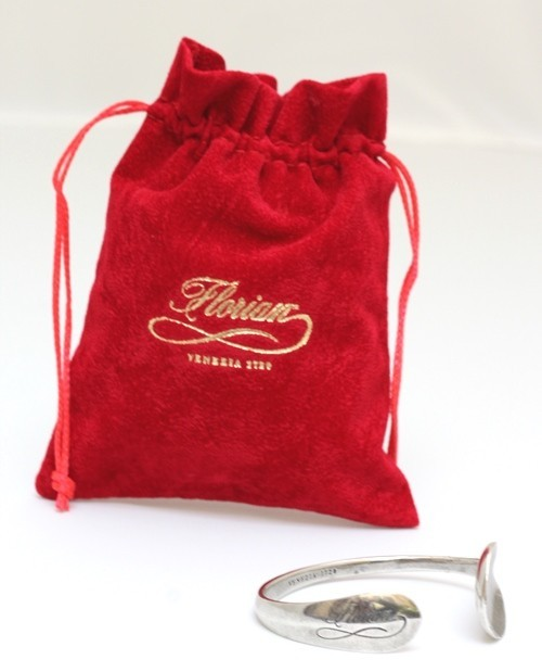 Precious Thought gift box with silver spoon bracelet