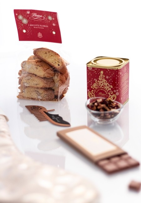Florian Epiphany stocking with gourmet
