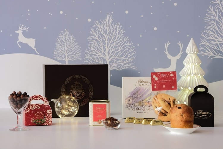 Florian christmas essential hamper