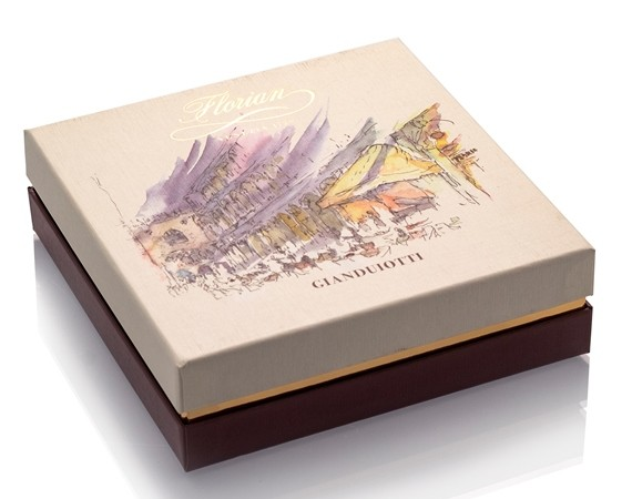 florian gianduiotti chocolates 80 gr