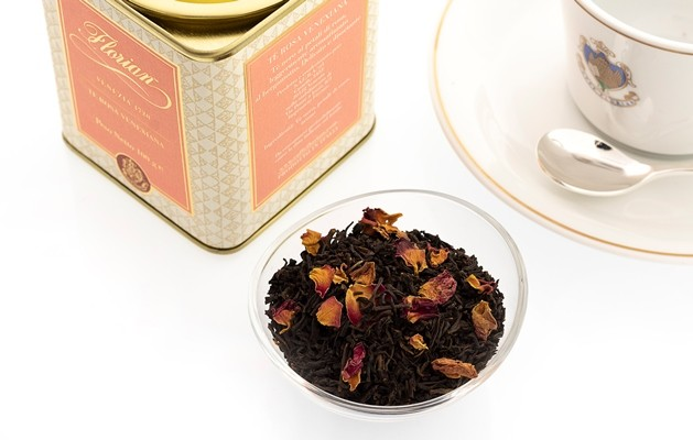 venetian rose tea loose 100 gr