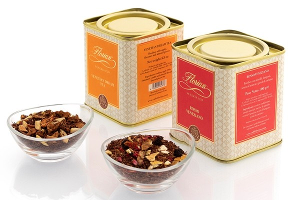 rooibos tea loose in tin