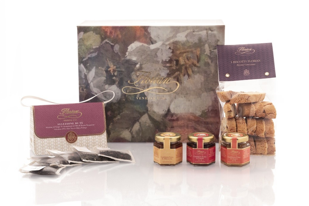timeless afternoon tea set gift box