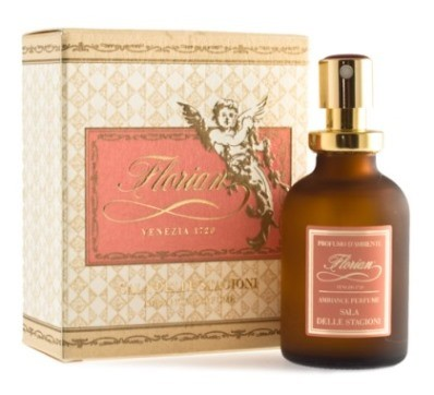 """Sala delle Stagioni"" ambiance perfume Florian"
