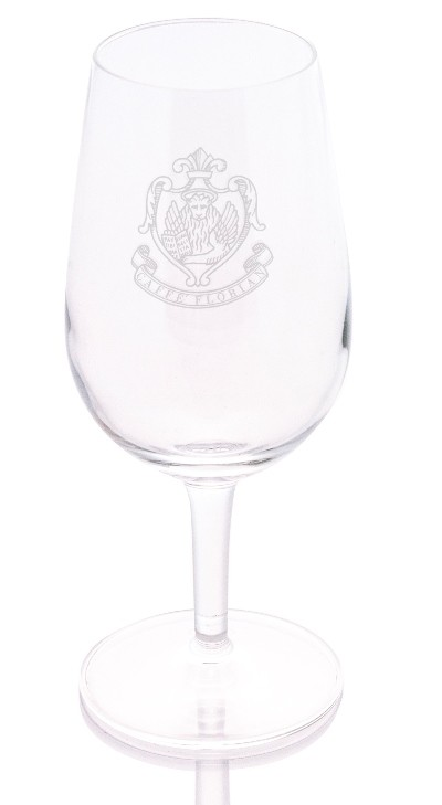 Florian wine glass