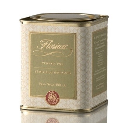 Venetian Mosaic tea - loose in tin
