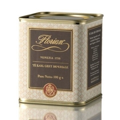 Imperial Earl Grey tea - tin