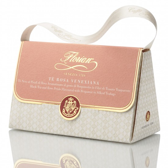 Venetian Rose tea – silken teabags