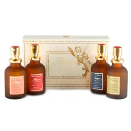Set of four Florian ambiance perfumes